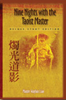 Tao book on Tao Te Ching, Nine Nights with the Taoist Master by Master Waysun Liao