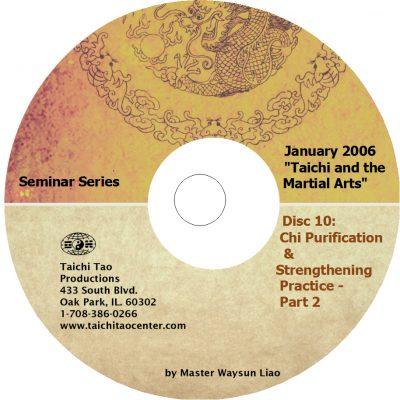 taiji martial arts video recording