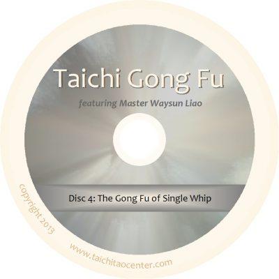 single whip posture taichi