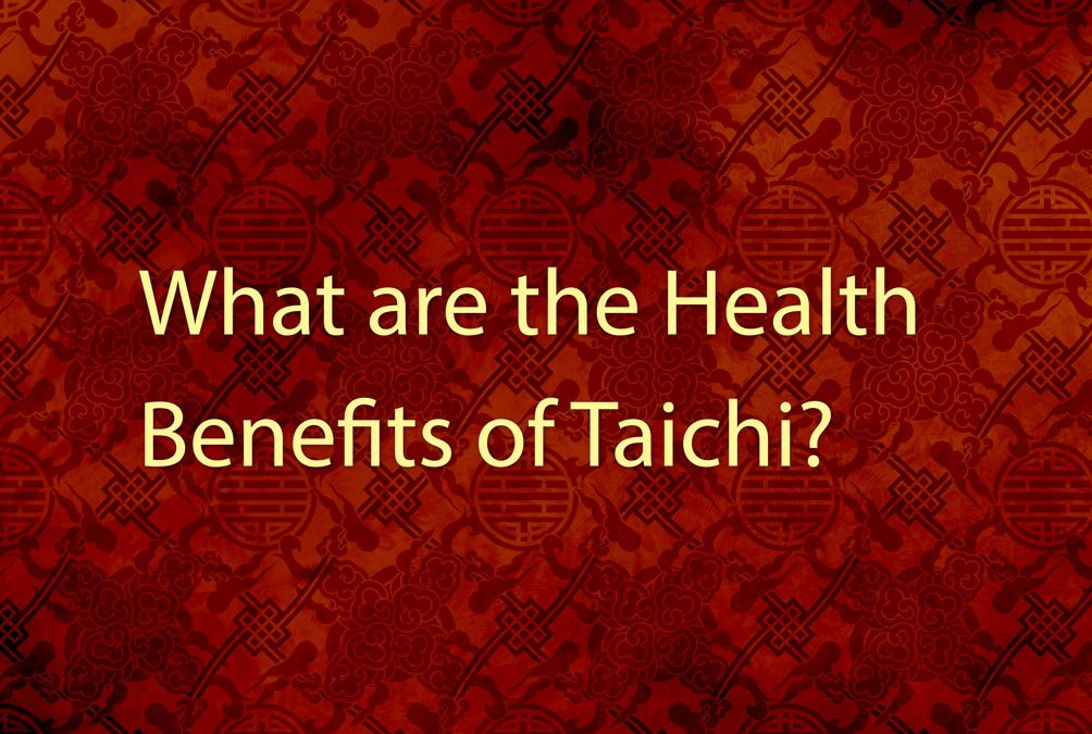 Health Benefits of Taichi are Documented by Research
