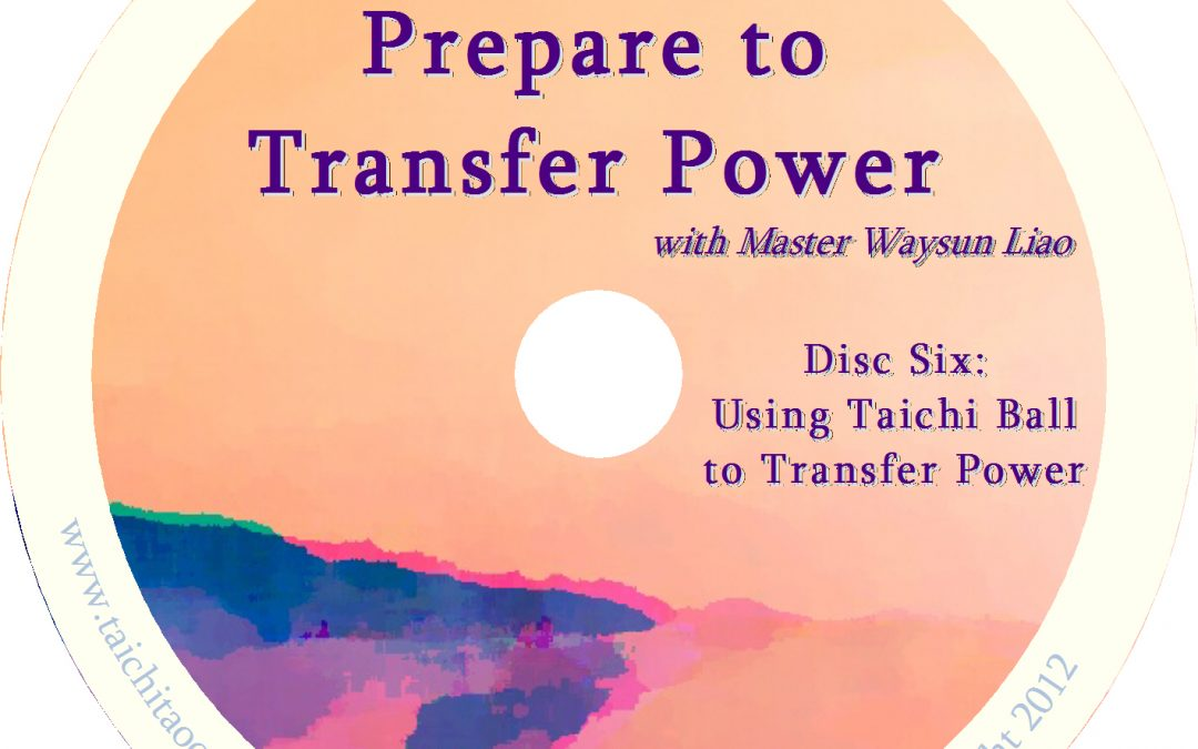 Prepare to Transfer Power DVDs Now Available to Everyone!