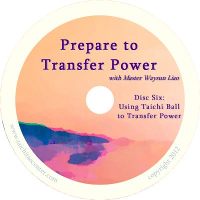 transfer power in taiji