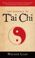 Essence of Taichi book, Taichi e-book by Master Waysun Liao