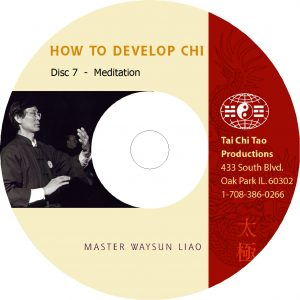 How to Develop Chi Meditation