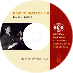 Roll Pull Form in Tai Chi