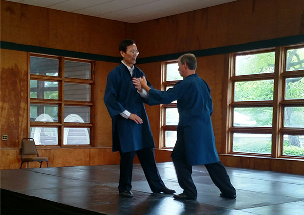 """""""How to Begin Two-Person Practice"""" from Master Waysun Liao"""