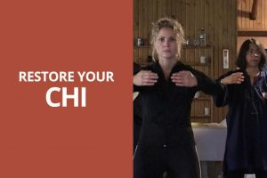 streaming Qigong video