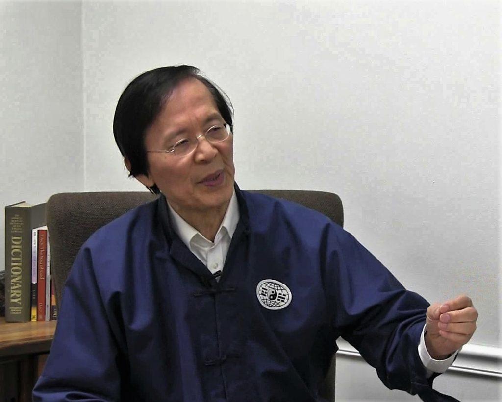 Grandmaster Waysun Liao