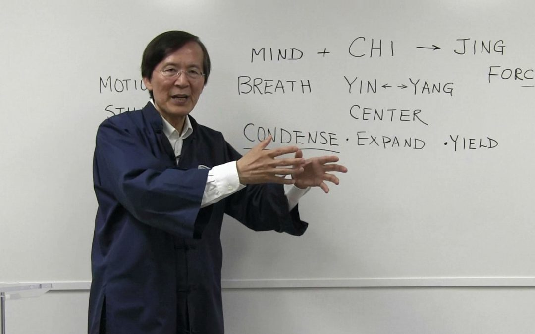 How Condensing Breathing Creates Jing Power