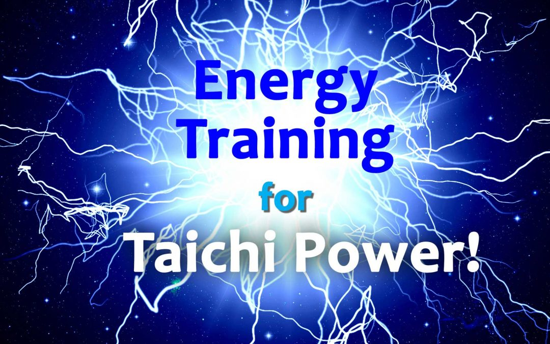 The Difference Between Exercise Taichi and Energy Powered Taichi